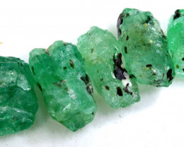 12.60- CTS Emerald Rough  Parcel RG-4813