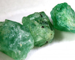 13.80 - CTS Emerald Rough  Parcel RG-4817