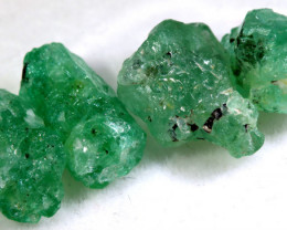 11.10- CTS Emerald Rough  Parcel RG-4819