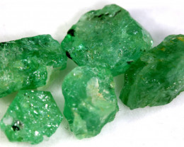 10.10- CTS Emerald Rough  Parcel RG-4824