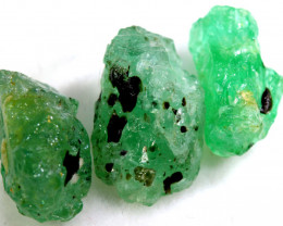 10.15- CTS Emerald Rough  Parcel RG-4827