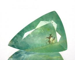 ~RAREST~ 2.92 Cts Natural Grandidierite Bluish Green Fancy Cut Madagascar