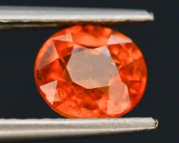 1.10 ct Natural Fanta Orange Color Spessartite Garnet AD