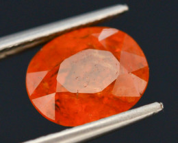 2.80 ct Natural Fanta Orange Color Spessartite Garnet AD
