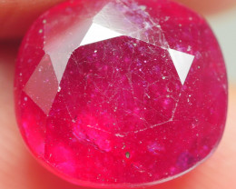6.35 CRT BEAUTY REDISH PINK RUBY