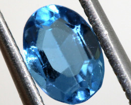 1.0-  CTS  NATURAL BLUE TOPAZ FACETED  BG-479