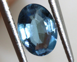 1.05-  CTS  NATURAL BLUE TOPAZ FACETED  BG-480
