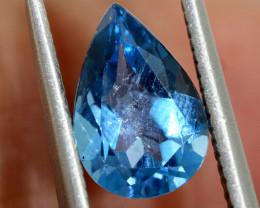 1.4-  CTS  NATURAL BLUE TOPAZ FACETED  BG-482