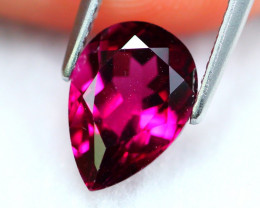 Rhodolite 3.00Ct Natural VVS Cherry Red Color Rhodolite Garnet A0803