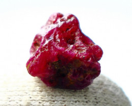 15.80 Ct Unheated ~ Natural Ruby Rough