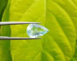 4.38Cts Very beautiful Aquamarine Gems