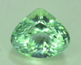 Top Grade & Cut 7.90 ct Green Spodumene
