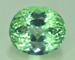 Top Grade & Cut 24.15 ct Green Spodumene