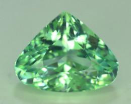 Top Grade & Cut 14.45 ct Green Spodumene