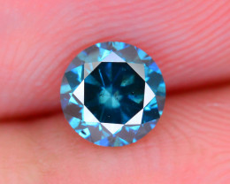 0.50 ct Blue Diamond SKU-15