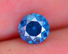 Electric Blue 0.67 ct Blue Diamond SKU-15