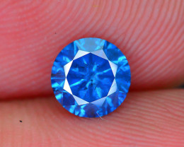 0.66 ct Blue Diamond SKU-15