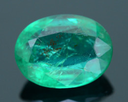 1.66 ct Zambian Emerald Vivid Green SKU-30
