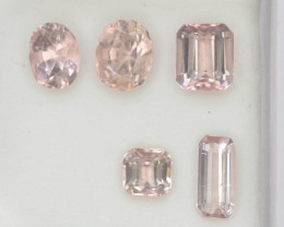 5.05 ct Natural Pink Tourmaline ~ LOT