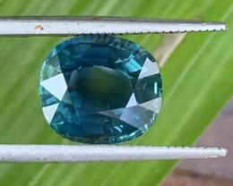 GFCO Certified 5.88 Carats Sapphire Gemstones