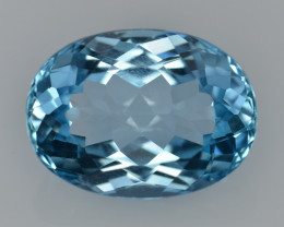 11.33 Cts Awesome Topaz Excellent Luster & Color Gemstone TP4