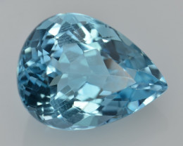 18.60 Cts Awesome Topaz Excellent Luster & Color Gemstone TP6