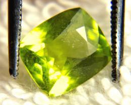 2.20 Carat Vibrant Green Himalayan Peridot - Beautiful