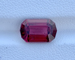 2.85 Carats Natural Color Tourmaline Gemstone From AFGHANISTAN