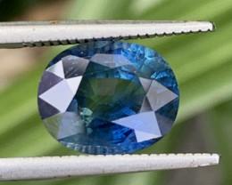 GFCO Certified 4.63 Carats Sapphire Gemstones