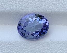 1.75 Carats Tanzanite Gemstone