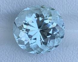 4.70 Carats Aquamarine Gemstones