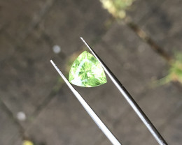 4.65 ct Peridot from Supat Pakistan.