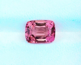 2.30 Ct Natural Pink Transparent Tourmaline Top Quality Gemstone