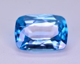 Vibrant Blue ~ 2.00 Ct Natural Zircon From Cambodia. RA2