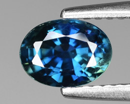 1.13  Cts Natural Blue Ceylon Sapphire Loose Gemstone