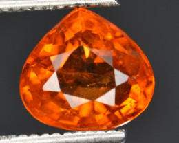 2.11 CT SPESSARTITE GARNET WITH TOP LUSTER FG17