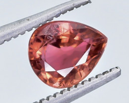 1.07 Crt Natural Tourmaline  Faceted Gemstone.( AB 20)