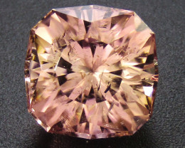Tourmaline 2.10 ct Custom Cut Tourmaline Gemstone