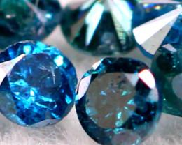 NR$15 Diamond 0.33Ct Natural Fancy Color Diamond 07CF07