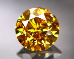 NR$15 Diamond 0.15Ct Natural Fancy Color Diamond 07CF38