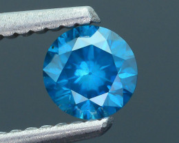 0.50 ct Blue Diamond SKU-15