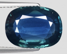 7.28 CT BLUE SAPPHIRE TOP CLASS LUSTER GEMSTONE BS1