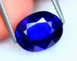 Blue Sapphire 3.37Ct Ceylon Royal Blue Sapphire D1011