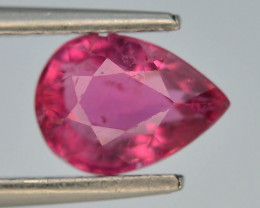 1.15ct Natural Rubelite Tourmaline