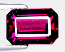 3.93 CT GRAPE GARNET TOP LUSTER GEMSTONE GG27