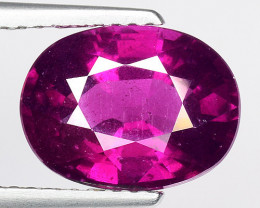 3.90 CT GRAPE GARNET TOP LUSTER GEMSTONE GG31