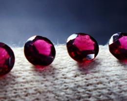 3.95 CT Unheated ~ Natural Purple  Pink Garnet gemstone