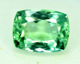 NR 9.85 cts Green Spodumene Gemstone