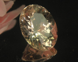 Master Cut Himalayan Toapaz Gemstone Cut by Master Cutter