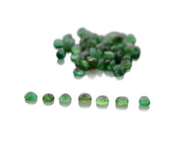 200 Stones - 10 cts Emerald-$1 No Reserve Auction